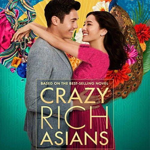 CRAZY RICH ASIANS OST GOLD LP