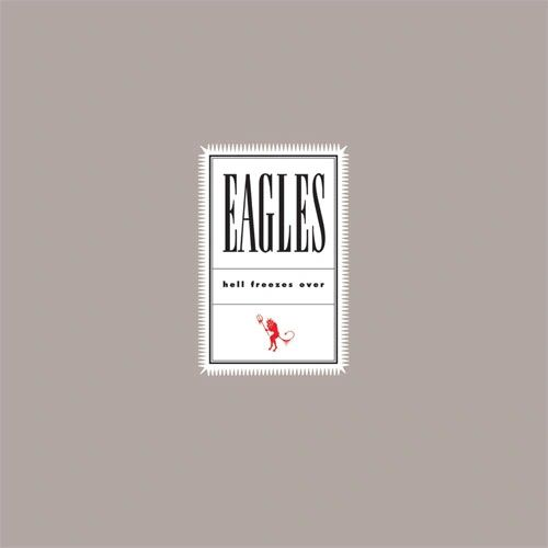 EAGLES HELL FREEZES OVER 180G 2LP