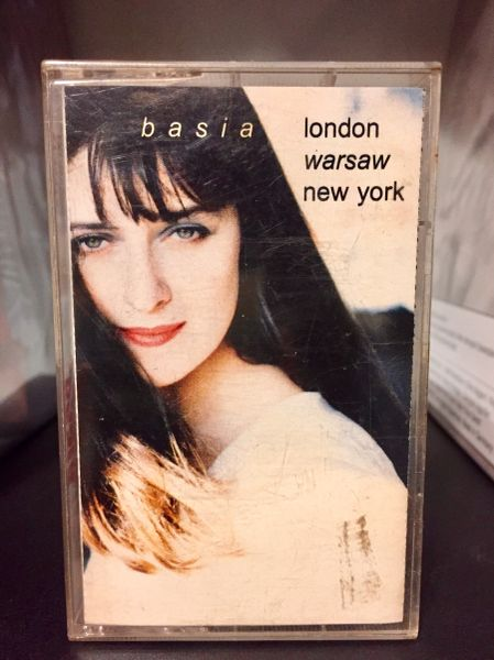 BASIA LONDON WARSAW NEW YORK (PRE-OWNED)