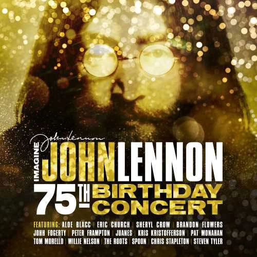 JOHN LENNON IMAGINE: JOHN LENNON 75TH CONCERT 2LP