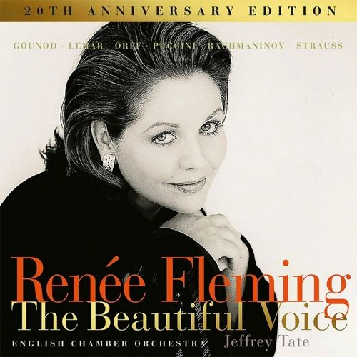 RENEE FLEMING THE BEAUTIFUL VOICE 180G 2LP