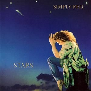 SIMPLY RED STARS 180G 25TH ANNIVERSARY