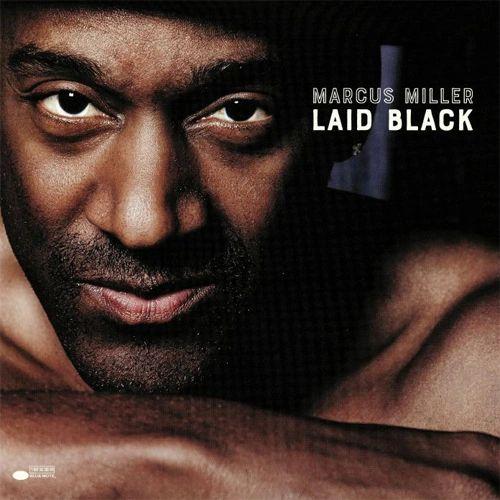 MARCUS MILLER LAID BLACK 2LP
