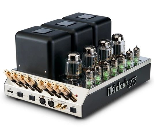 MCINTOSH MC275 VACUUM TUBE AMPLIFIER