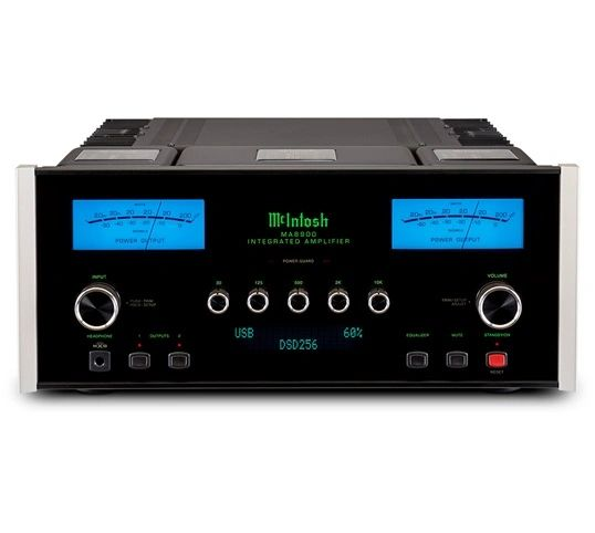 MCINTOSH MA8900 2-CHANNEL SOLID STATE INTEGRATED AMPLIFIER