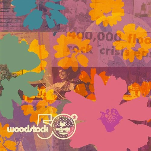 WOODSTOCK BACK TO THE GARDEN 50TH ANNIVERSARY COLLECTION 5LP BOX SET