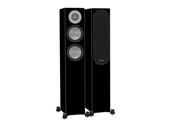 MONITOR AUDIO SILVER 200 FLOOR STAND SPEAKERS