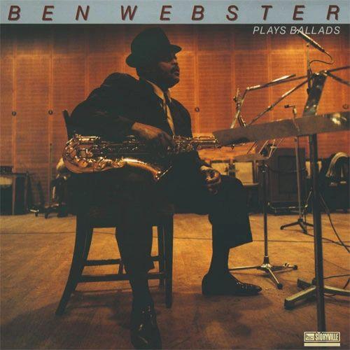 BEN WEBSTER PLAYS BALLADS 180G