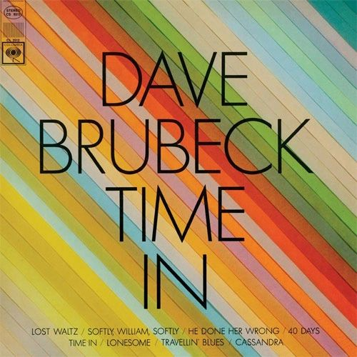 DAVE BRUBECK TIME IN 180G (ORG MUSIC)