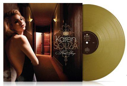 KAREN SOUZA HOTEL SOUZA 180G LIMITED EDITION GOLD VINYL