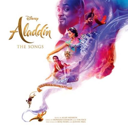 ALADDIN THE SONGS