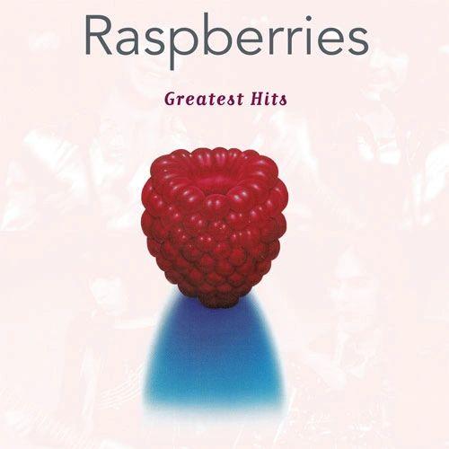 RASPBERRIES RASPBERRIES GREATEST HITS 180G RASPBERRY LP (W/ SCRATCH)