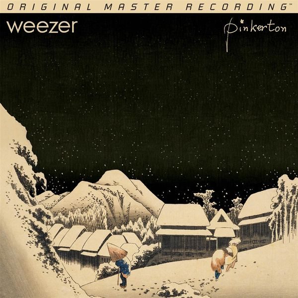 WEEZER PINKERTON NUMBERED LIMITED EDITION