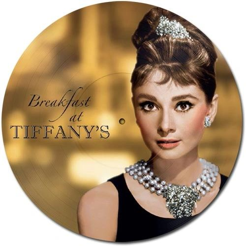 HENRY MANCINI BREAKFAST AT TIFFANY'S PICTURE DISC
