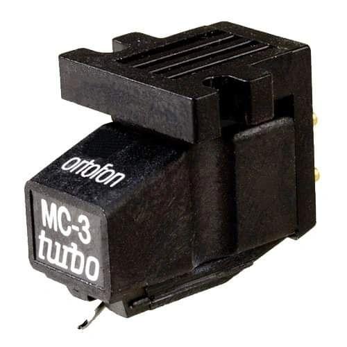 ORTOFON TURBO 3 MC CARTRIDGE 3.3mV