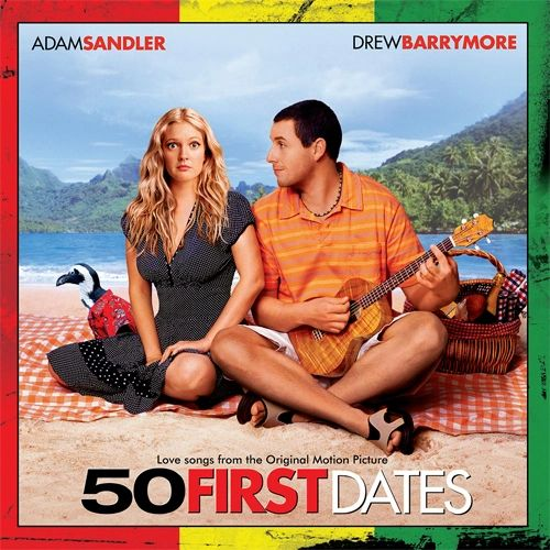 50 FIRST DATES: LOVE SONGS FROM OST TRANSPARENT ORANGE LP