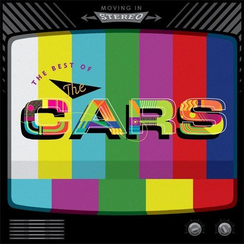 THE CARS MOVING IN STEREO: THE BEST OF THE CARS 180G 2LP