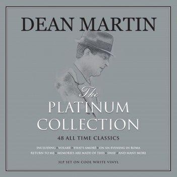DEAN MARTIN THE PLATINUM COLLECTION 3LP WHITE VINYL