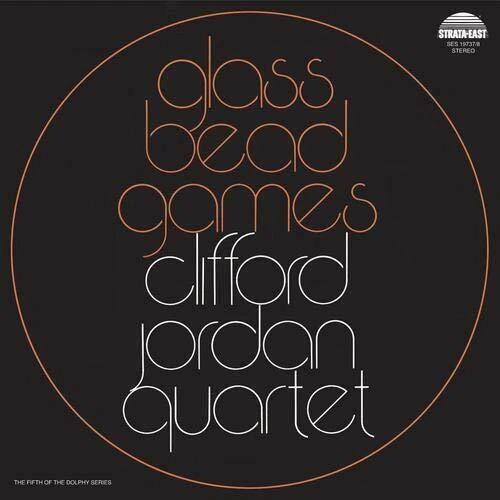 CLIFFORD JORDAN QUARTET GLASS BEAD GAMES 180G 2LP