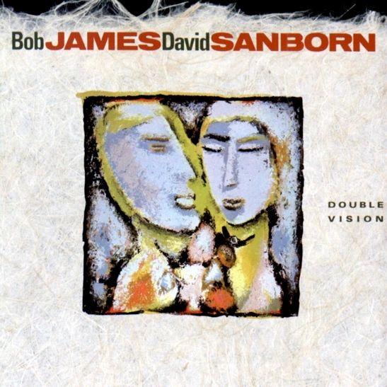 BOB JAMES & DAVID SANBORN DOUBLE VISION (2019 REMASTERED LP)