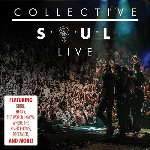 COLLECTIVE SOUL LIVE 2LP
