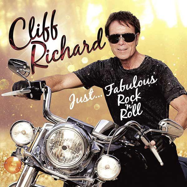 CLIFF RICHARD JUST...FABULOUS ROCK N' ROLL