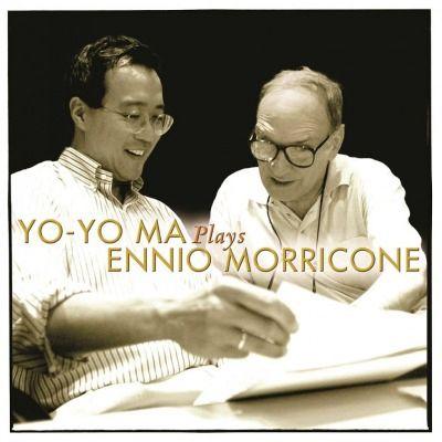 YO-YO MA PLAYS ENNIO MORRICONE 180G 2LP