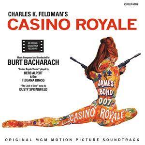 BURT BACHARACH CASINO ROYALE OST LIMITED EDITION 2LP