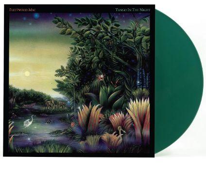 FLEETWOOD MAC TANGO IN THE NIGHT GREEN COLROED LP