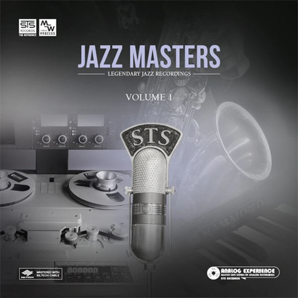 JAZZ MASTERS VOLUME 1 180G