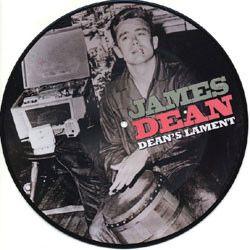 JAMES DEAN DEAN'S LAMENT 10 INCH PICTURE DISC