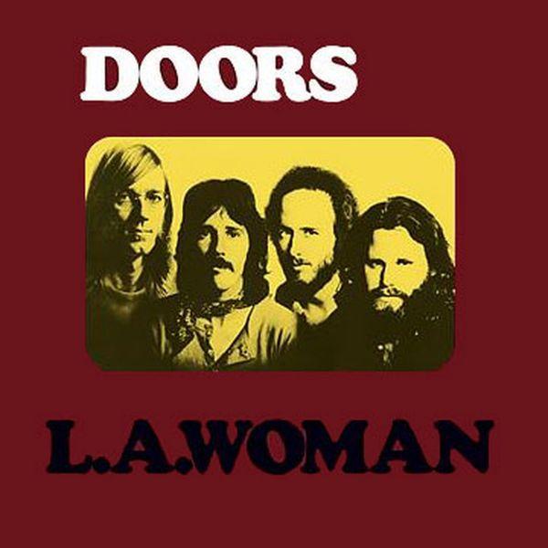 DOORS LA WOMAN 200G 45RPM 2LP