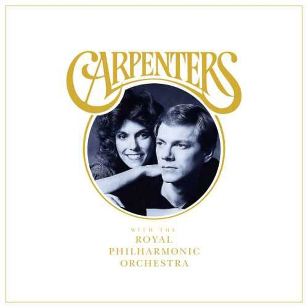CARPENTERS THE CARPENTERS WITH THE ROYAL PHILHARMONIC ORCHESTRA 180G 2LP