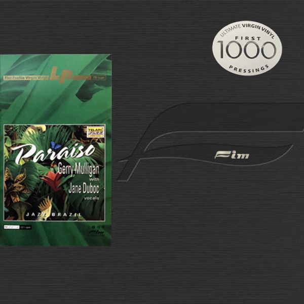 GERRY MULLIGAN & JANE DUBOC PARAISO 200G 2LP LIMITED EDITION