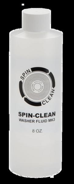SPIN CLEAN WASH FLUID 8 OUNCES