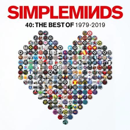 SIMPLE MINDS 40: THE BEST OF 1979-2019 2LP