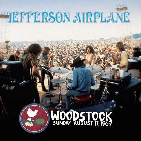 JEFFERSON AIRPLANE WOODSTOCK SUNDAY, AUGUST 17, 1969 3LP VIOLET LP