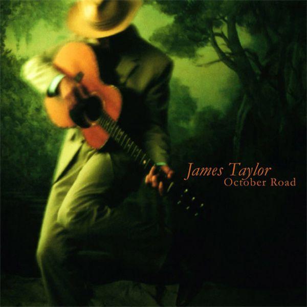 JAMES TAYLOR OCTOBER ROAD 180G