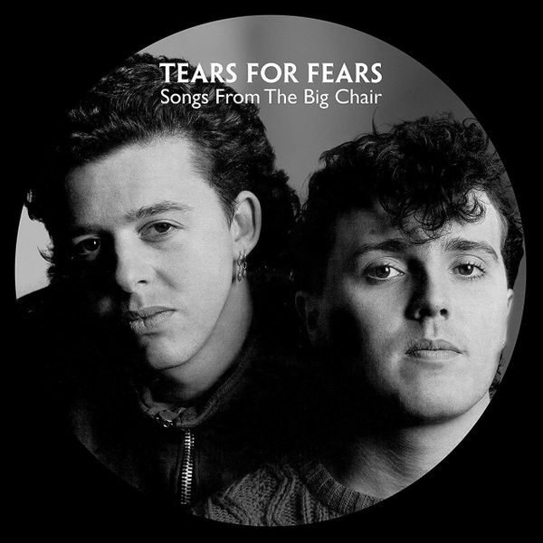 TEARS FOR FEARS SONGS FROM THE BIG CHAIR PICTURE DISC