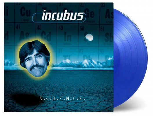 INCUBUS SCIENCE 180G 2LP LIMITED COPIES ON COLORED VINYL