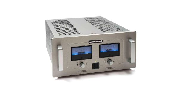 AUDIO RESEARCH REFERENCE 75SE STEREO AMPLIFIER