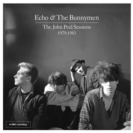 ECHO & THE BUNNYMEN THE JOHN PEEL SESSIONS 1979- 1983