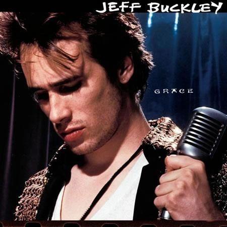 JEFF BUCKLEY GRACE PURPLE LP