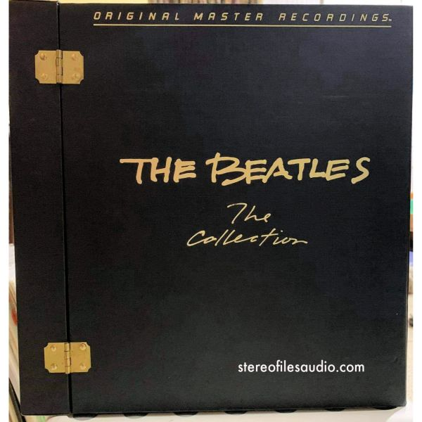 BEATLES THE COLLECTION 14LP BOX SET 1982 NM/NM