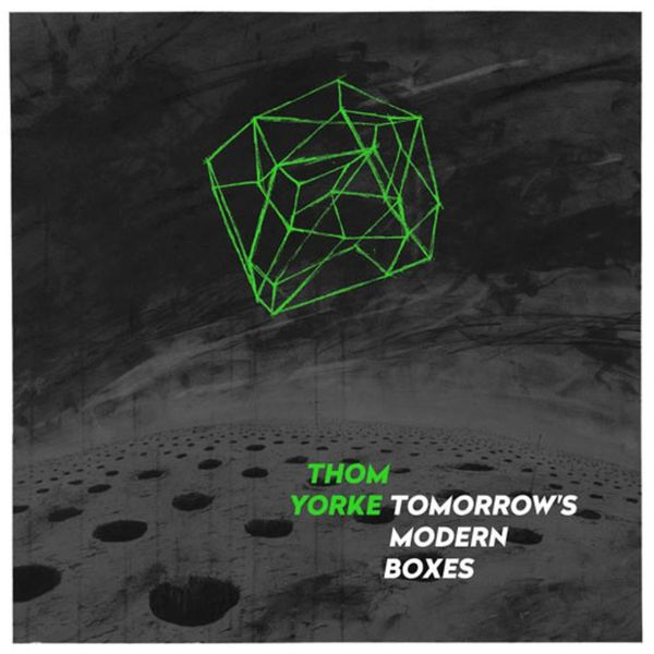 THOM YORKE TOMORROW'S MODERN BOXES 180G WHITE LP