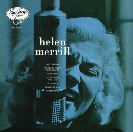 HELEN MERRILL HELEN MERRILL 200G 33 1/3RPM (MONO VERSION)