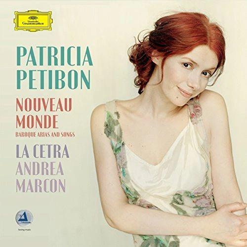 PATRICIA PETIBON NOUVEAU MONDE BAROQUE ARIAS AND SONGS 180G 2LP