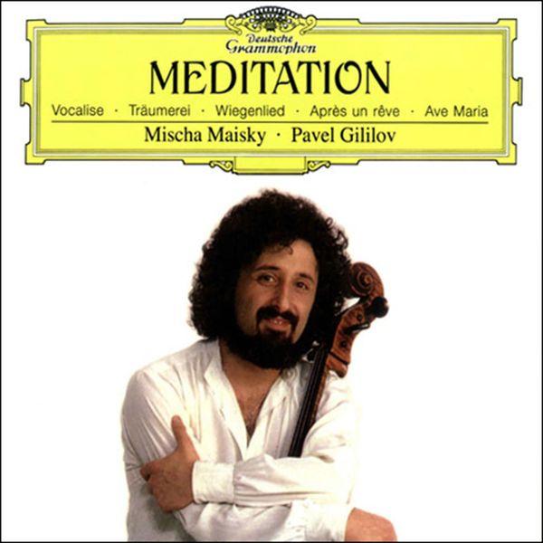 MISCHA MAISKY MEDITATION 180G