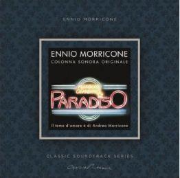 ENNIO MORRICONE NUOVO CINEMA PARADISO 180G TRANSPARENT PINK LP