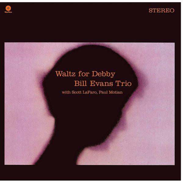 BILL EVANS TRIO WALTZ FOR DEBBY 180G